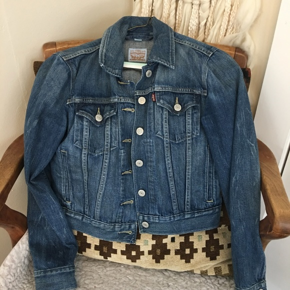 Classic Levis Denim Jacket